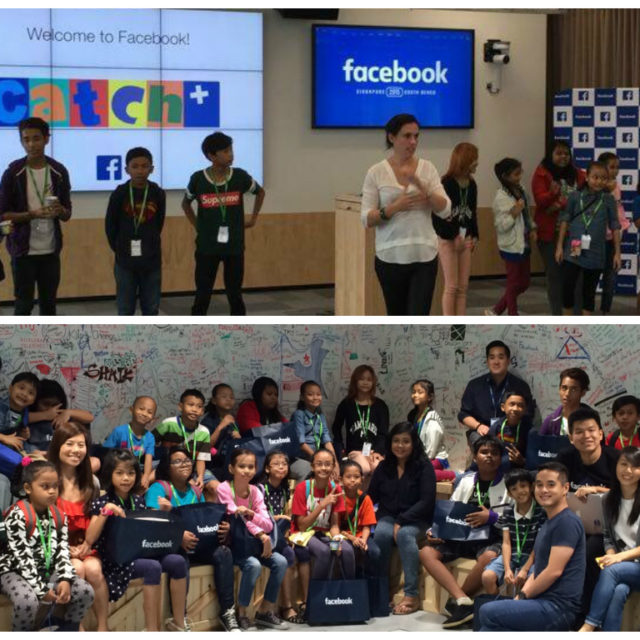 Visit to Facebook office